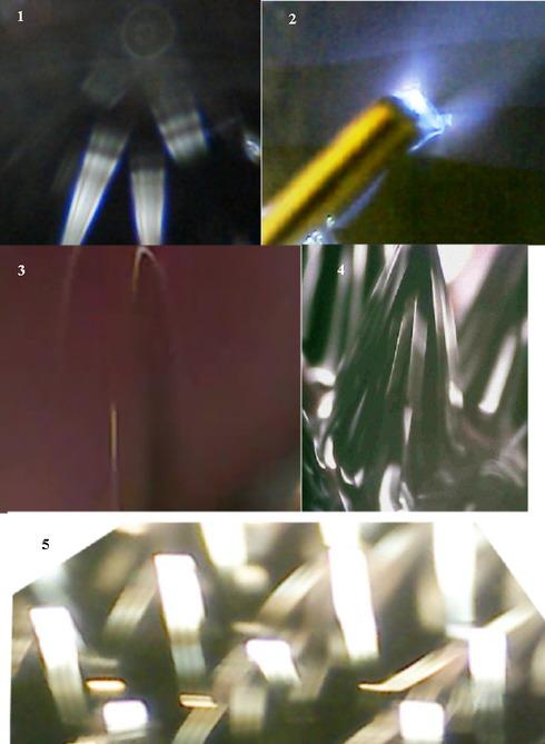 9. Эфирный вихрь - вихревой сегмент структуры материи. H-346