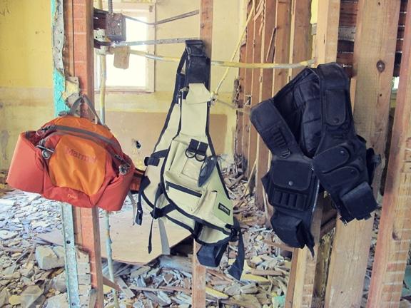 Comment faire un Get Home Bag (kit de retour au domicile) Ghb-options