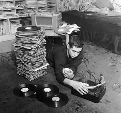 Antes fossem os meus audiófilos... Record