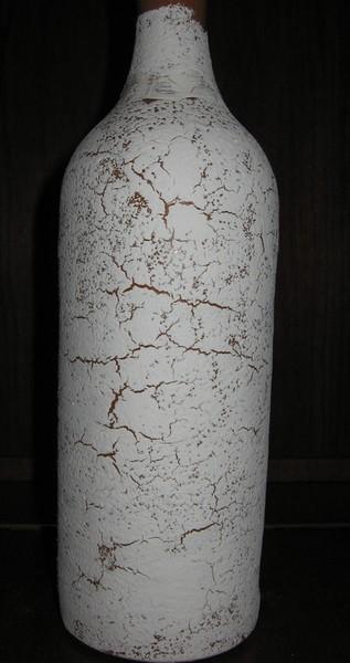 Мой опыт кракелюра или как я мучила бутылку I-1845