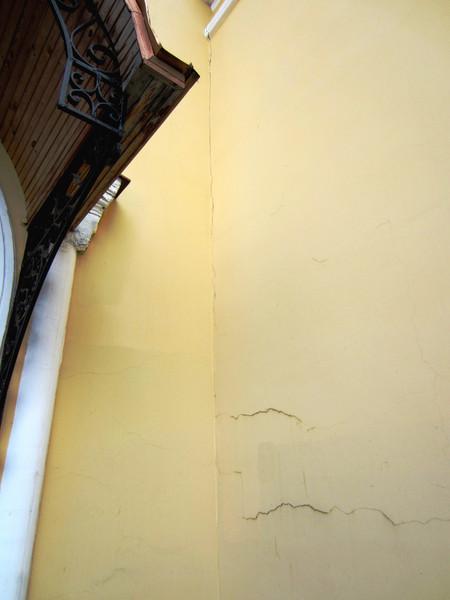 Храм Всех Святых Патриаршего Подворья во Всехсвятском на Соколе хотят захватить агенты влияния Саакашвили и разрушить строители-гастарбайтеры. I-1576