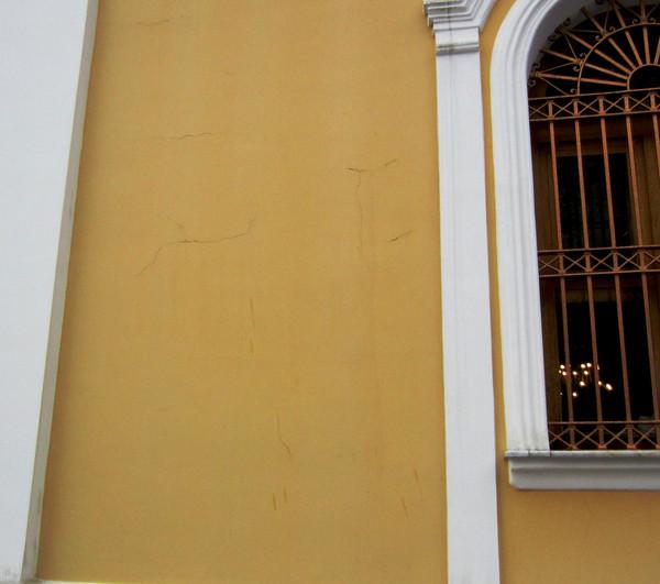 Храм Всех Святых Патриаршего Подворья во Всехсвятском на Соколе хотят захватить агенты влияния Саакашвили и разрушить строители-гастарбайтеры. I-1580