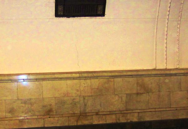 """24 января прошла Панихида по Казакам в Храме Всех Святых на Соколе. Через 10 дней Охранную зону памятника Храма и улицы на Соколе затопило по вине ООО НПО """"Космос"""", Мосгорнаследия, ООО """"Архбюро"""", настоятеля Василия Бабурина и старосты Михаила Родина. I-31"""