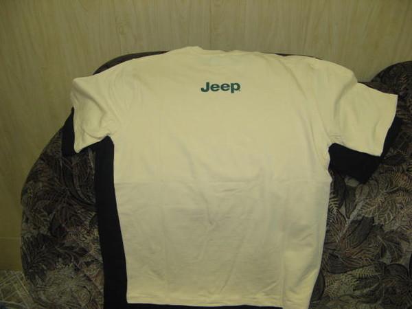 Футболки Jeep с символикой I-2011
