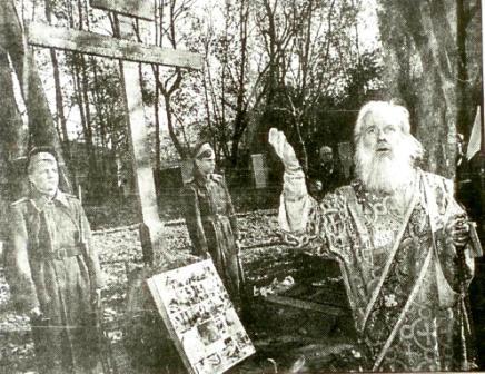 Храм Всех Святых Патриаршего Подворья во Всехсвятском на Соколе хотят захватить агенты влияния Саакашвили и разрушить строители-гастарбайтеры. I-1014