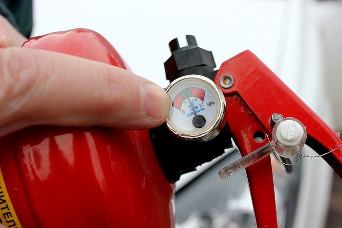 Внимание .Проверь свой огнетушитель!!! H-937