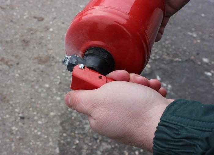 Внимание .Проверь свой огнетушитель!!! H-946