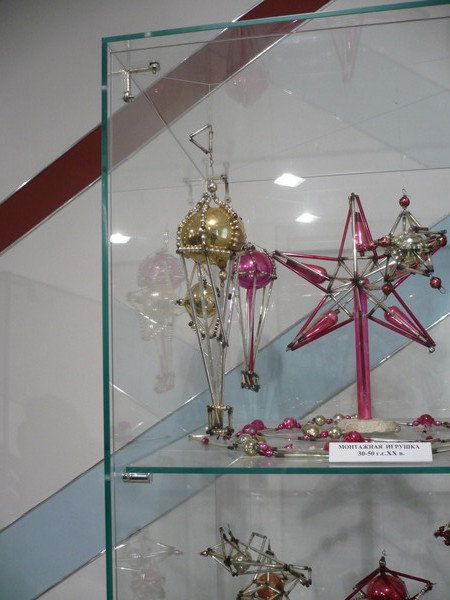 Музей елочной игрушки «Клинское подворье» г.Клин I-157