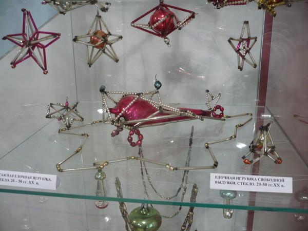 Музей елочной игрушки «Клинское подворье» г.Клин I-158