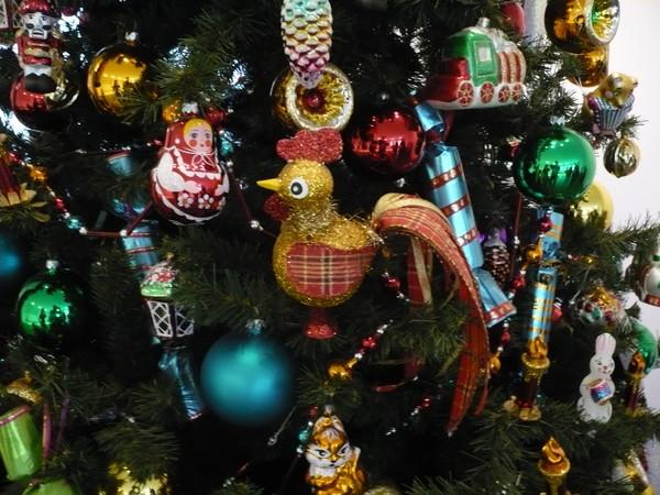 Музей елочной игрушки «Клинское подворье» г.Клин I-171