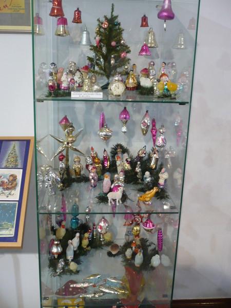 Музей елочной игрушки «Клинское подворье» г.Клин I-181