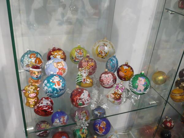 Музей елочной игрушки «Клинское подворье» г.Клин I-195