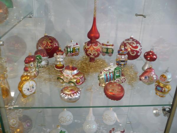 Музей елочной игрушки «Клинское подворье» г.Клин I-197