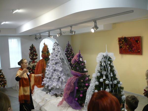 Музей елочной игрушки «Клинское подворье» г.Клин I-200