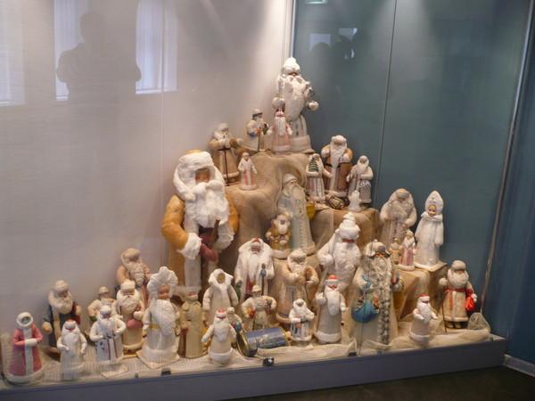 Музей елочной игрушки «Клинское подворье» г.Клин I-205