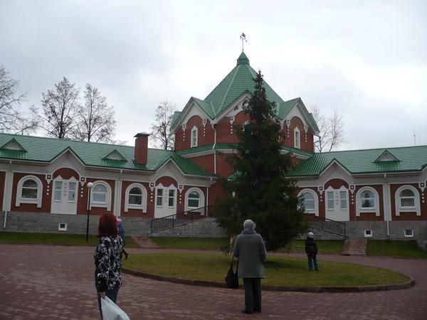 Музей елочной игрушки «Клинское подворье» г.Клин I-213