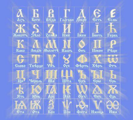 О корневых образах славянского языка I-42