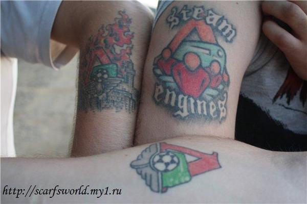 Tatuaje      I-3214