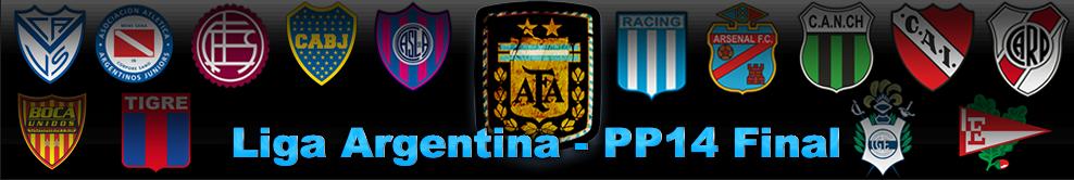 Liga Argentina - New Revolution of Pes