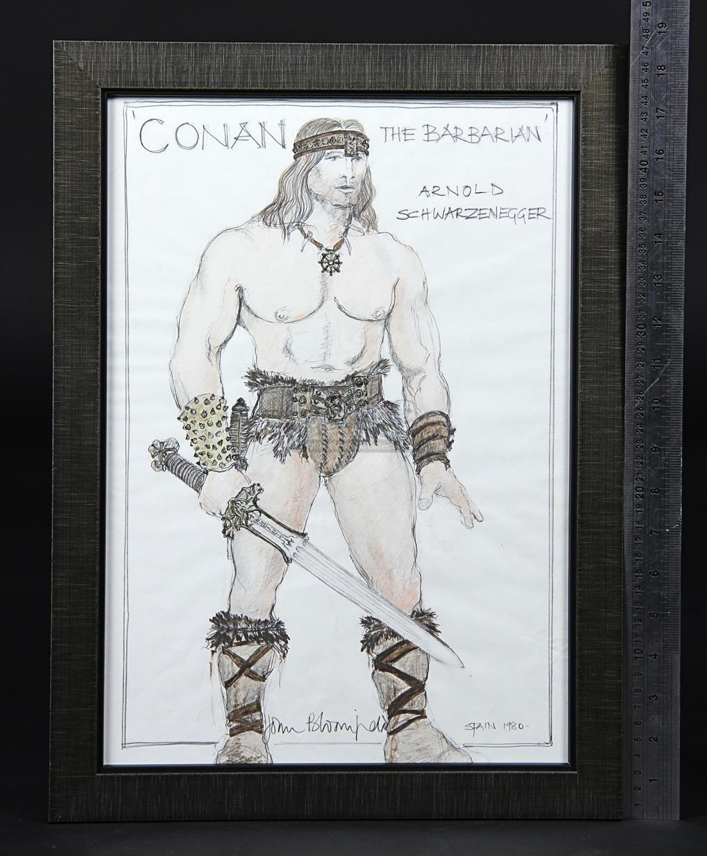 Prop Store Conan Movie Items Img4