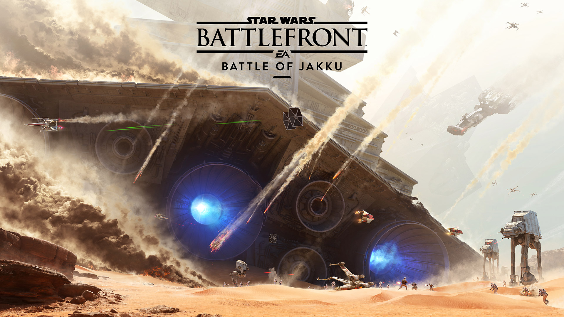 Star Wars Battlefront : les nouvelles cartes du DLC Bataille de Jakku FeaturedImage.img