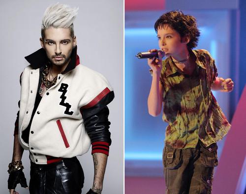 Bill Kaulitz: O Olhar Talentoso no DSDS Show?  Bill-kaulitz-bei-star-search-collage