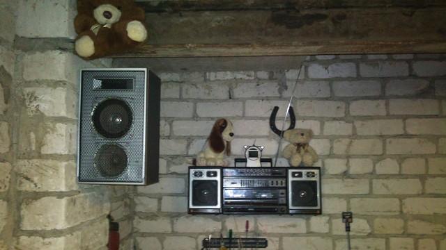 Audio un video tehnika, stereosistēmas, mājas kinozāles - bildēs. DSC00168.sized