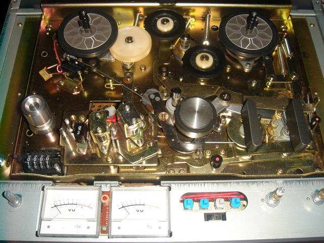 Audio un video tehnika, stereosistēmas, mājas kinozāles - bildēs. AKAI-GX-4000D-uz-2-celiem-2.sized