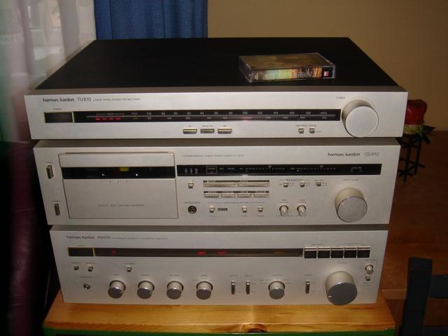 Audio un video tehnika, stereosistēmas, mājas kinozāles - bildēs. Harman-Kardon-4.sized