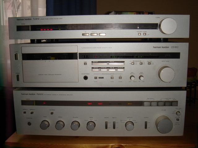 Audio un video tehnika, stereosistēmas, mājas kinozāles - bildēs. Harman-Kardon-5.sized