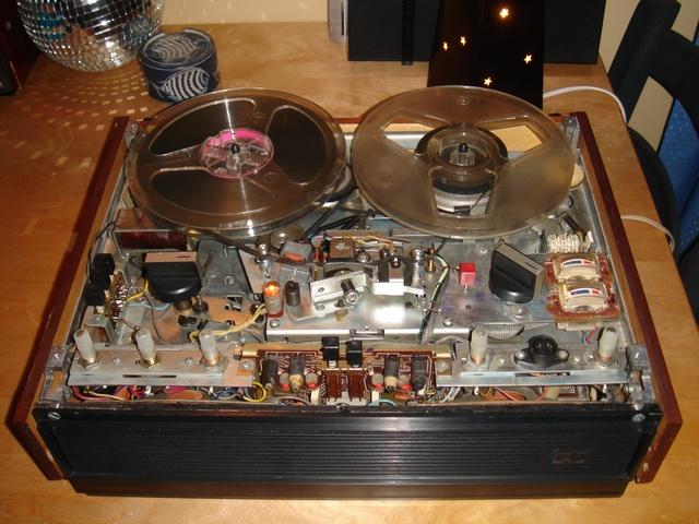 Audio un video tehnika, stereosistēmas, mājas kinozāles - bildēs. Majak-205-5.sized