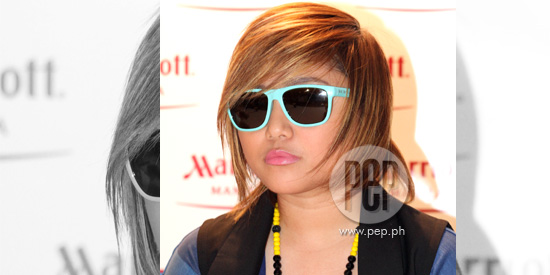 "05/15/12 - PEP - Charice on her new image: ""What you see now is the real me and what you see before wasn't me."" 5bdd8ebf1"