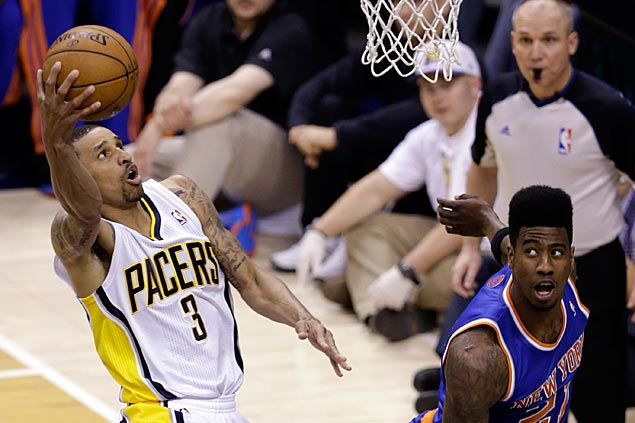 Pacers' George Hill pulls out of Team USA camp Hill-Shumpert