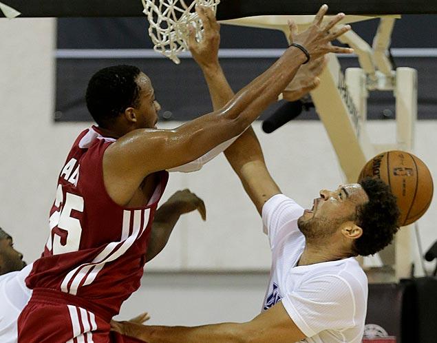 Lakers agree to deal with rookie Elias Harris Kadji-Harris-0727