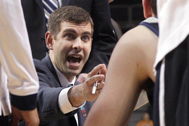 Celtics hire Butler's Brad Stevens as new coach Bradstevens
