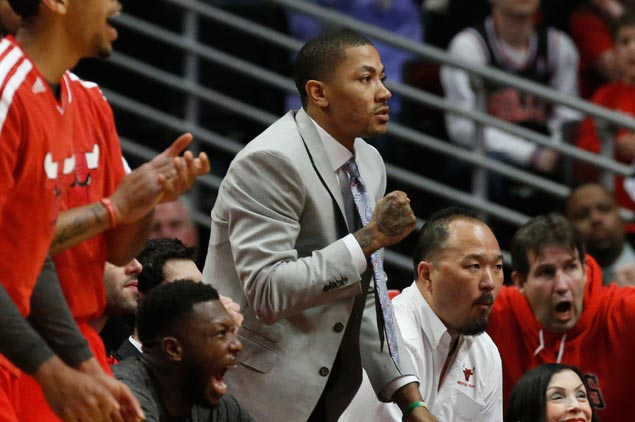 Bulls' Rose says sitting out was 'right decision Drose10