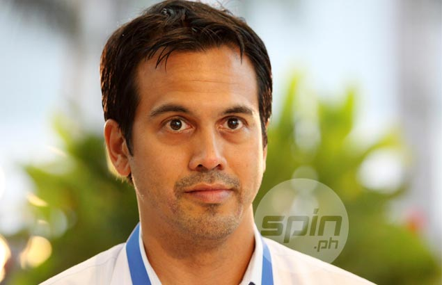 NBA Asia yet to receive any word on PH visit by champion coach Spoelstra Erikspoelstra