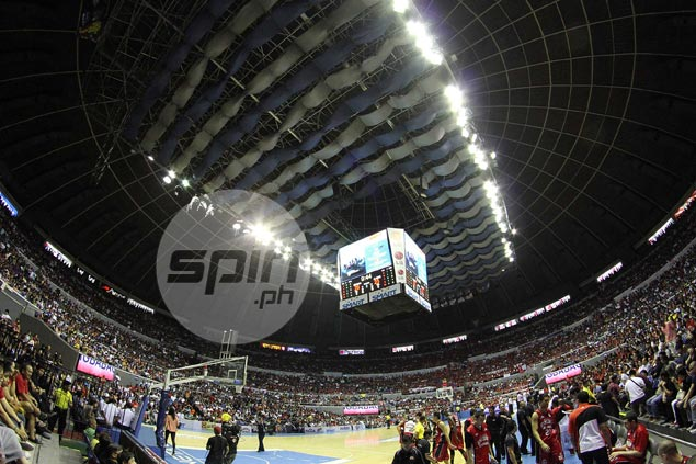 PBA broadcast stays at '13' for the time being under compromise deal Finalscrowd