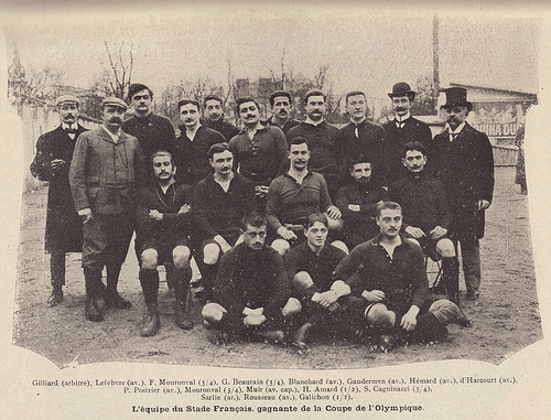Archives : histoire du Stade Français Paris 2035410322_1cd364167b.1238329461