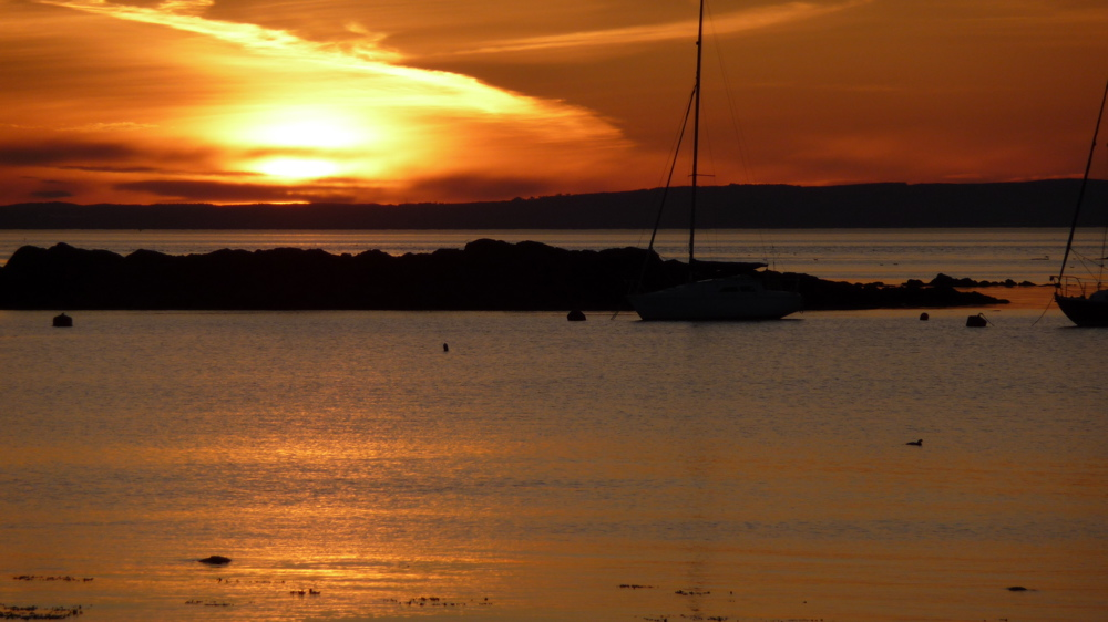Zalazak sunca-Nebo Sunset