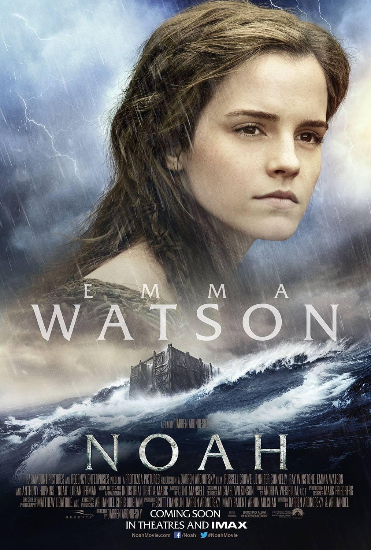 L' étoile de rodger du 4 octobre trouvée par md56 - Page 4 Noah-film-poster