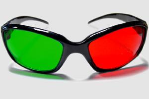 4-TRODIMENZIONALNE FOTOGRAFIJE Red-green-glasses