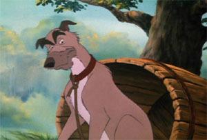 [Dossier] Les comédiens de doublage des films d'animation Disney en version française - Page 8 Chief-the-dog