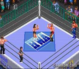 150 SNES games reviewed  - Page 2 Super%20Fire%20Pro%20Wrestling%20III%20-%20Final%20Bout%20(Japan)%20(2)