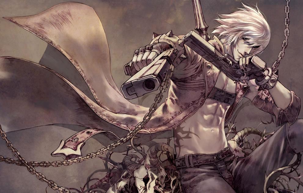 wallpaper  Dante