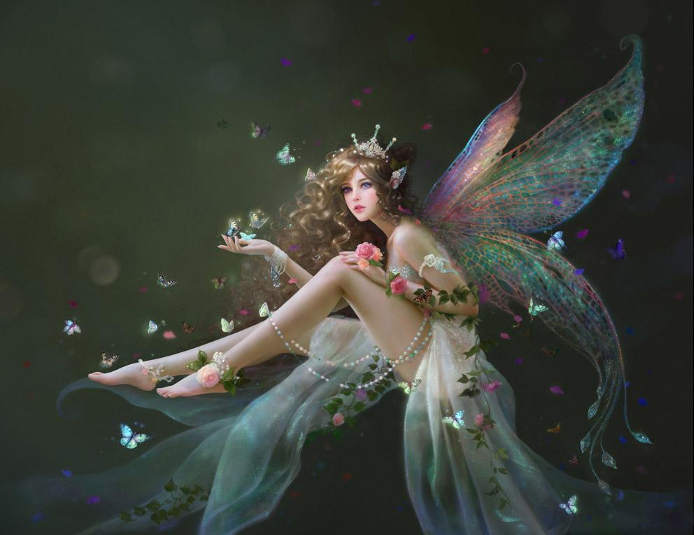 Fantasy art  - Page 25 Fantasy-Art-Ruoxin-Zhang-Isa