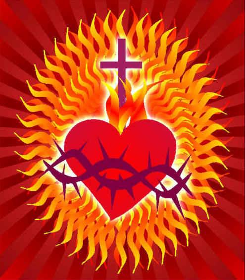 Problème de lumière sur la dynamo moyeux Shimano: Analyse et solution  Sacred_heart_red