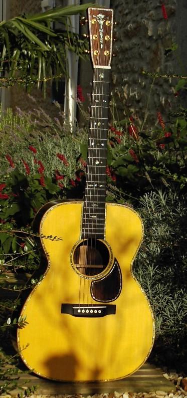 Les guitares d'un luthier aussi amateur que passionné ... OM42_22small