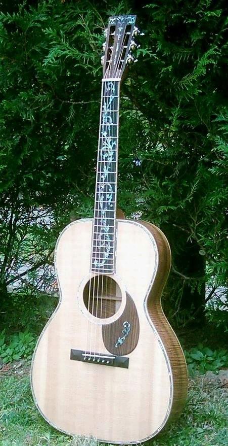 Les guitares d'un luthier aussi amateur que passionné ... 5