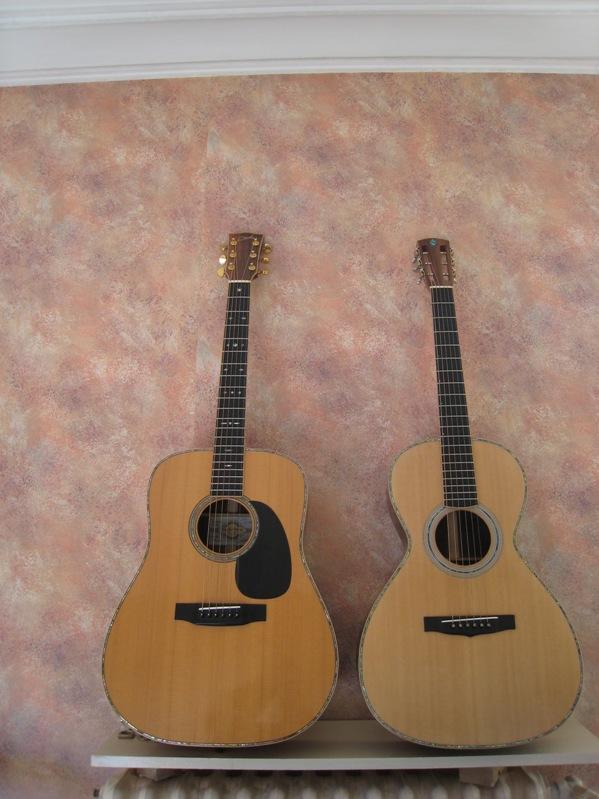 Les guitares d'un luthier aussi amateur que passionné ... IMG_0205